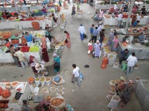 Samarkand: Market