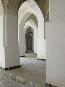 Passages in Bukhara