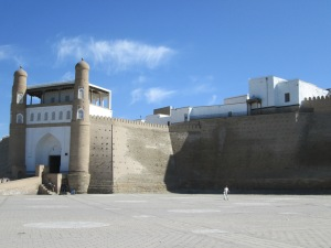 Bukhara: the Ark