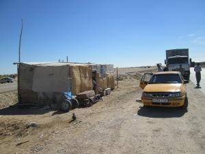 Kyziylkum Desert Pit Stop