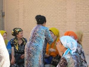 Khiva Women