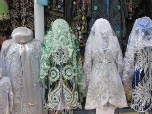 Uzbek Wear for Gals
