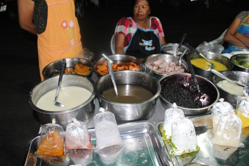 Thai southern sweets: Trang, Thiland