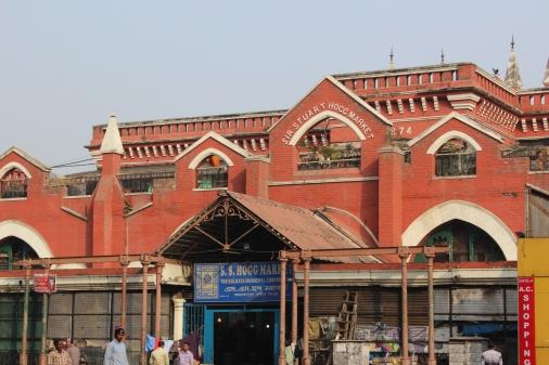 New Market, Kolkata, India
