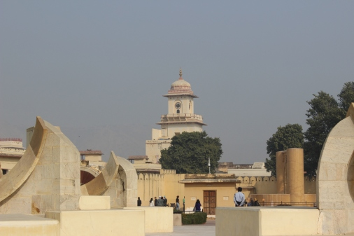 Ancient Observatory: Jantar Mantar, Jaipur, India