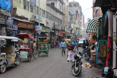 Pahar Ganj, New Delhi, India