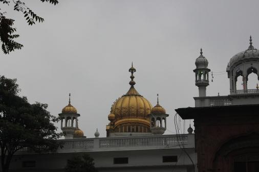 Sikh Golden Temple: Amritsar, India