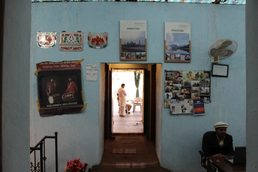 Lahore Backpackers Hostel, Pakistan