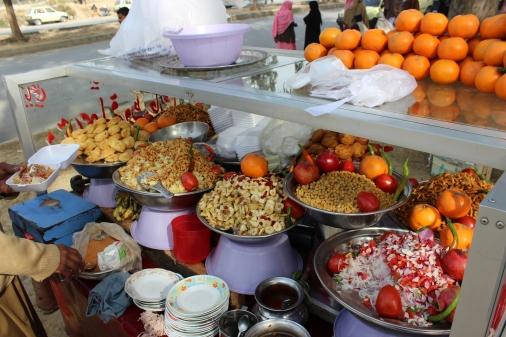 Food Truck Pakistan-style