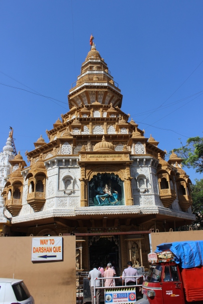 Temple in Poona, India