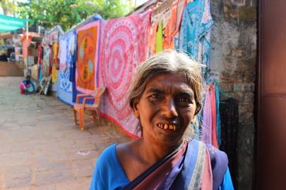 Begging on the Miracle Mile: Varkala, Kerala, India