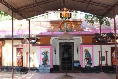 Janardhana Temple, Varkala, Kerala, India