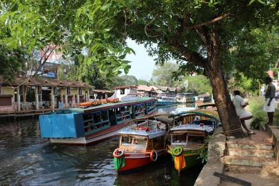 "Alleppey, India: ""Venice of the East"""