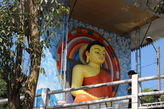 Welcome to Sri Lanka, home of Thereavada Buddhism...