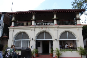 Olde Empire Hotel in Kandy, Sri Lanka