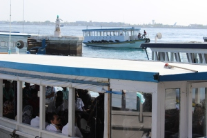 Airport Ferry in Male', Maldives