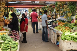 Market in Male', Maldives