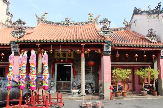 Chinatown, Georgetown, Peneng, Malaysia