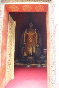 Buddha Image in Luang Prabang, Laos
