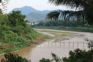 Mekong River near Luang Prabang, Laos