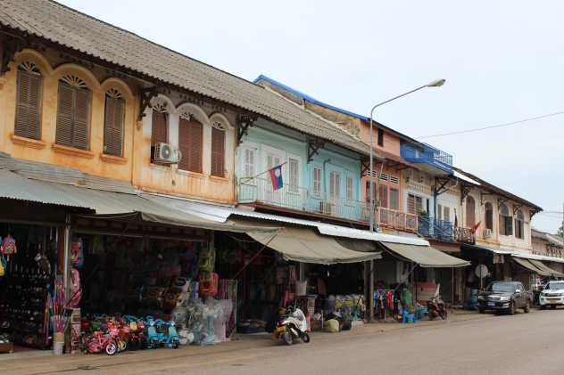 Takhek, Laos PDR: Sleepy City