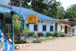 Bus Station Cheap Accoms in Takhek, Laos