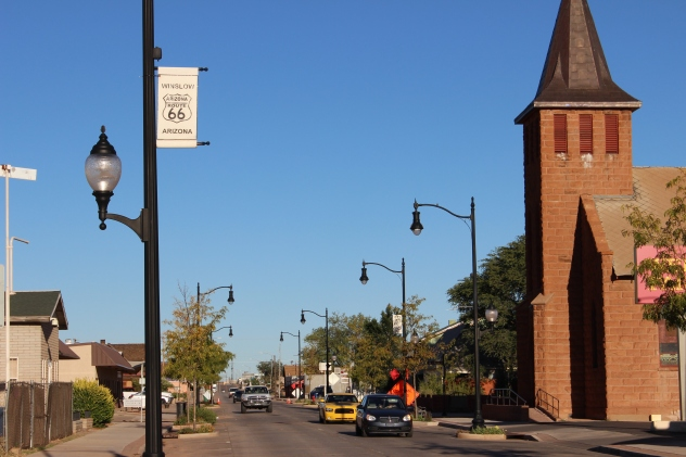 Route 66:The Mother Road