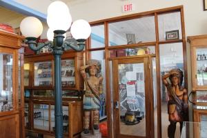The old drug store in Las Vegas, NM