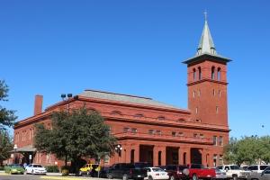 Union Depot in El Paso, TX