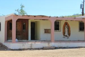 Sasabe, Sonora: la Virgen