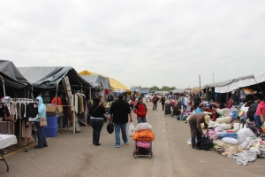 Border Flea Market at Hidalgo