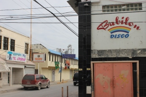 Border-town Bars in Reynosa
