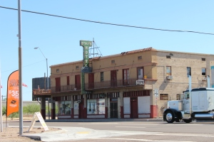 Historic Downtown Gila Bend: all of it