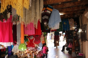 Goods for sale in Algodones, Mexico