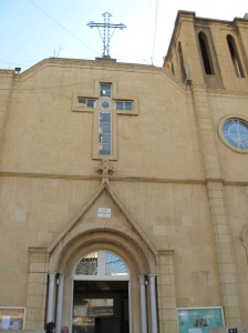 Christian Church in Beirut