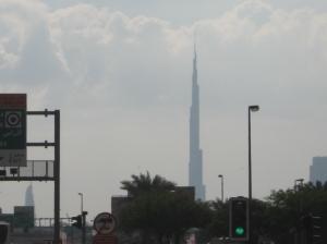 Dubai's Burj Khalifa, world's tallest building