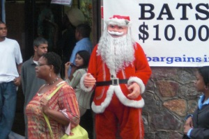 Christmas in Trinidad