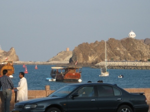 Muscat past perfect