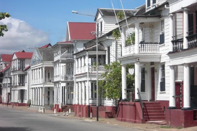Old Paramaribo, Suriname