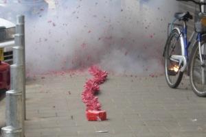 Chinese re-inventing gunpowder