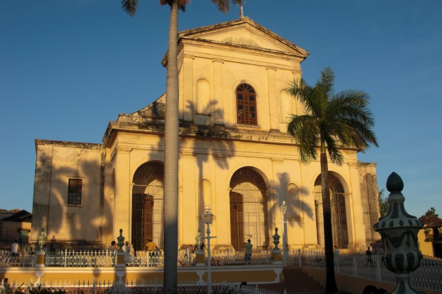 Old Cathedral in Trinidad