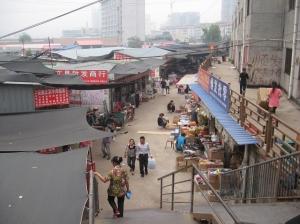 Market in Chengde, China