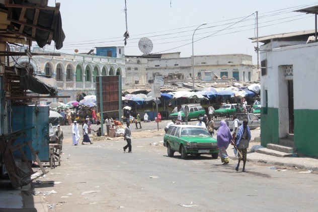 Picture of Market in Djibouti that cost me dearly