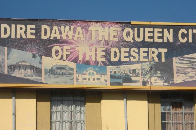 Ethiopia has desert, too...