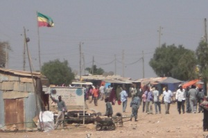 Border Post between Ethiopia and Somaliland