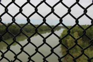 Tex-Mex Border, behind Fences
