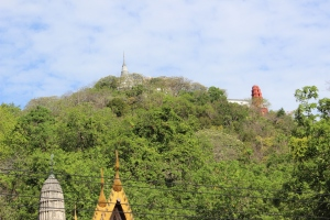 Temples in the Thai countryside...