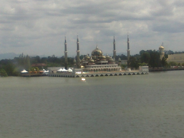 Mosque in northeast Malaysia