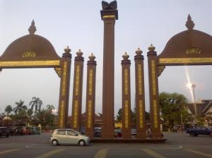 Kuala Terengganu cityscape