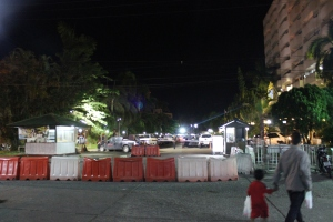 Checkpoint Somchai in Sungai Kolok, Thailand
